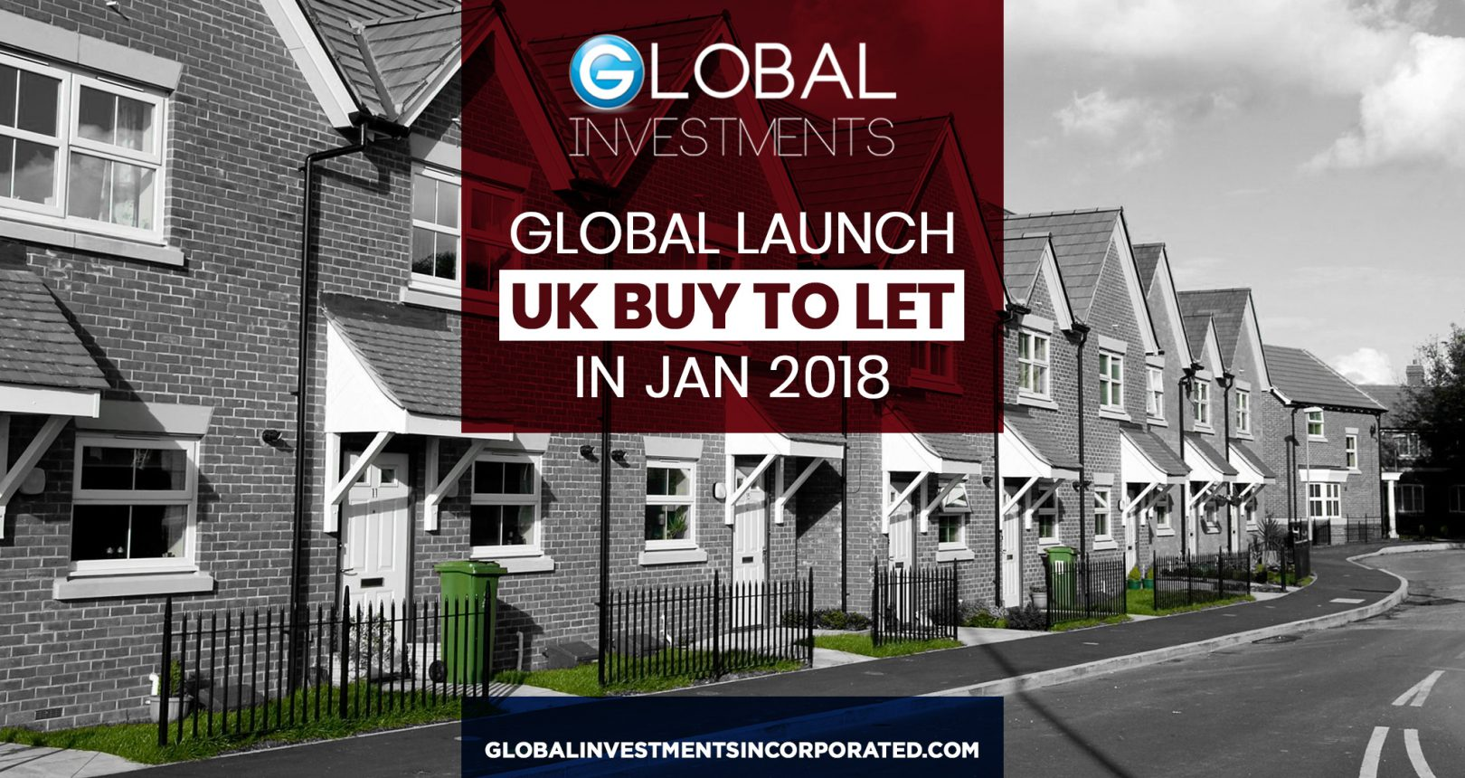 GLOBAL LAUNCHES IN UK