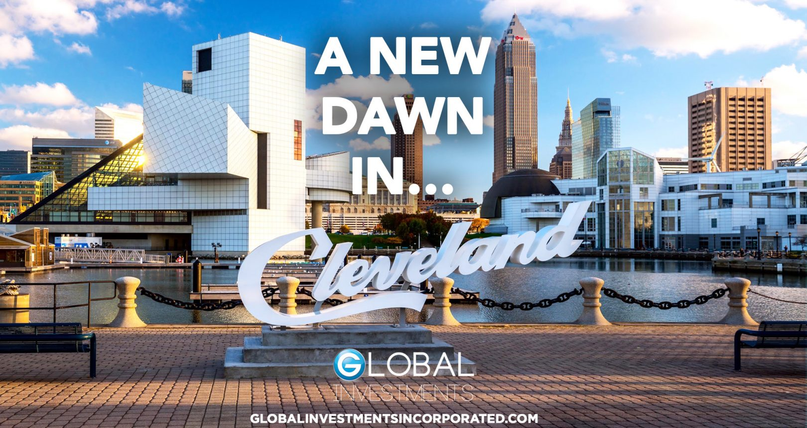 A NEW DAWN IN CLEVELAND OHIO