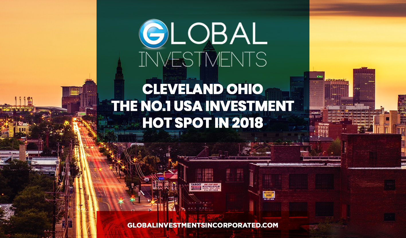 Investors have taken notice of Cleveland Ohio and you should too.