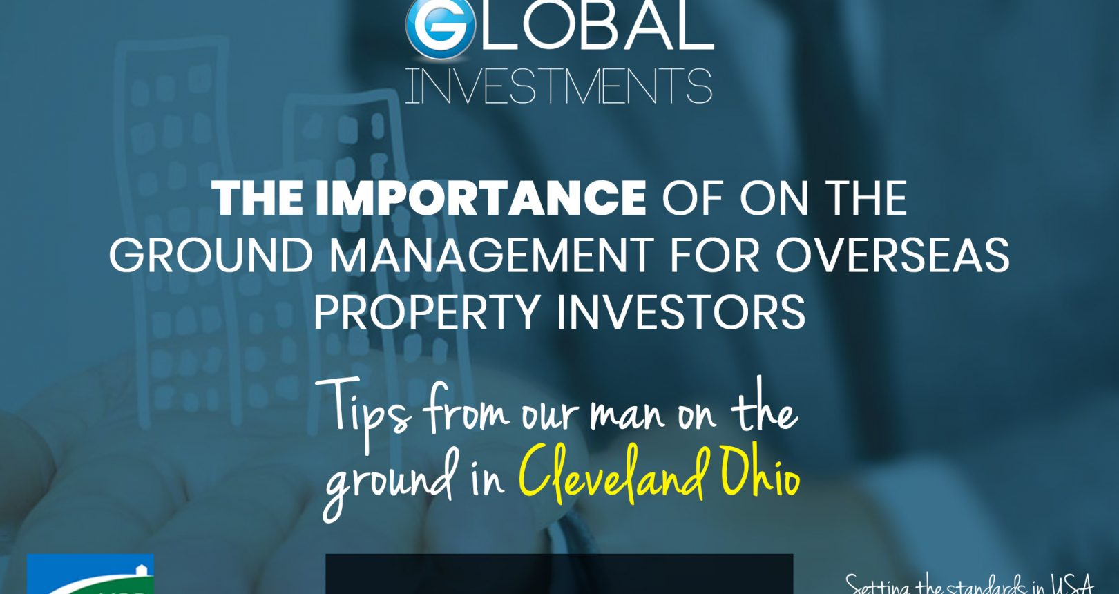 The Importance of good property management for overseas investors