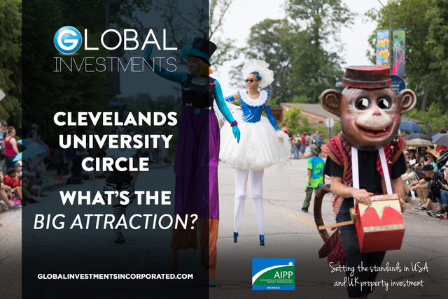 Clevelands Famous University Circle… So whats the attraction??