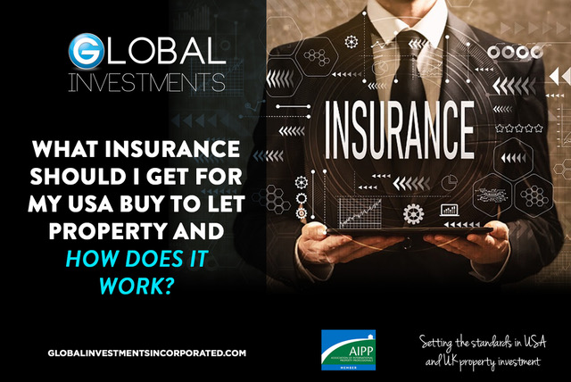INSURANCE FOR MY USA BUY TO LET PROPERTY??