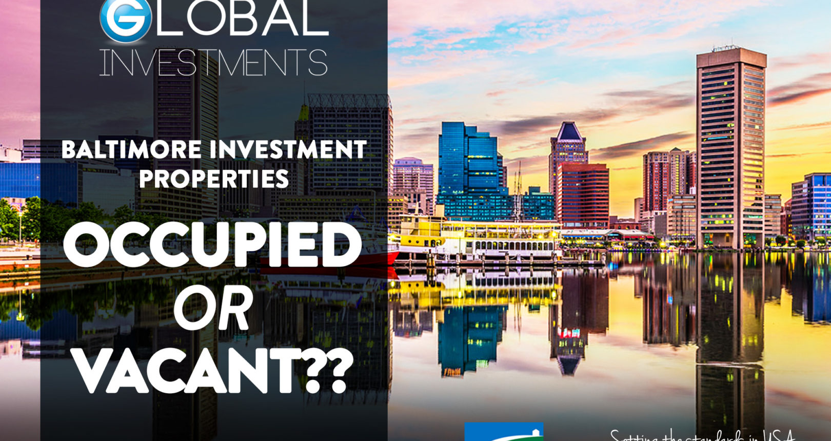 Baltimore Investments – Should I buy Vacant or Tenanted