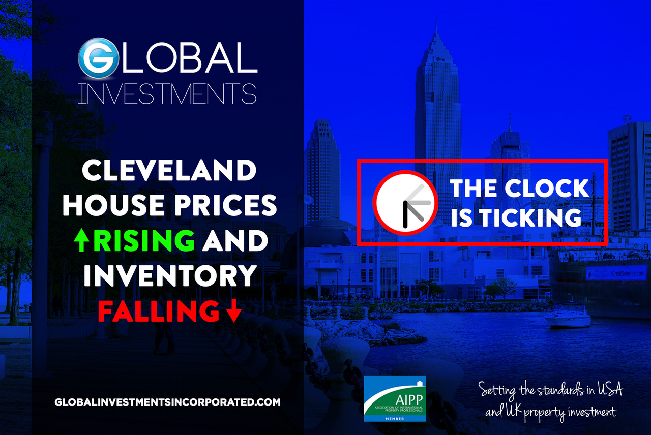 THE CLOCK IS TICKING ON THE CLEVELAND BUY TO LET MARKET