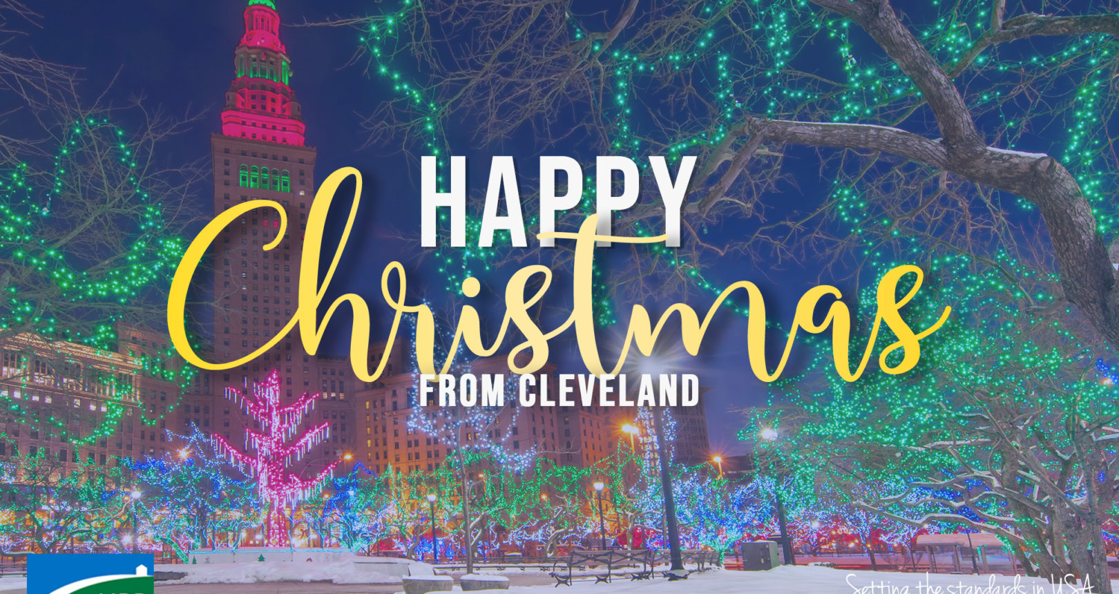 The many ways to enjoy Christmas in Cleveland