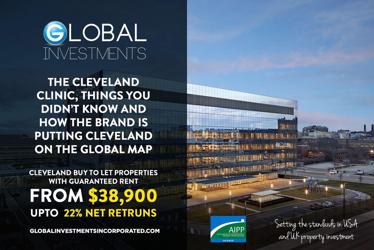 The Cleveland Clinic, things you didn't know and how the brand is putting Cleveland on the Global map.