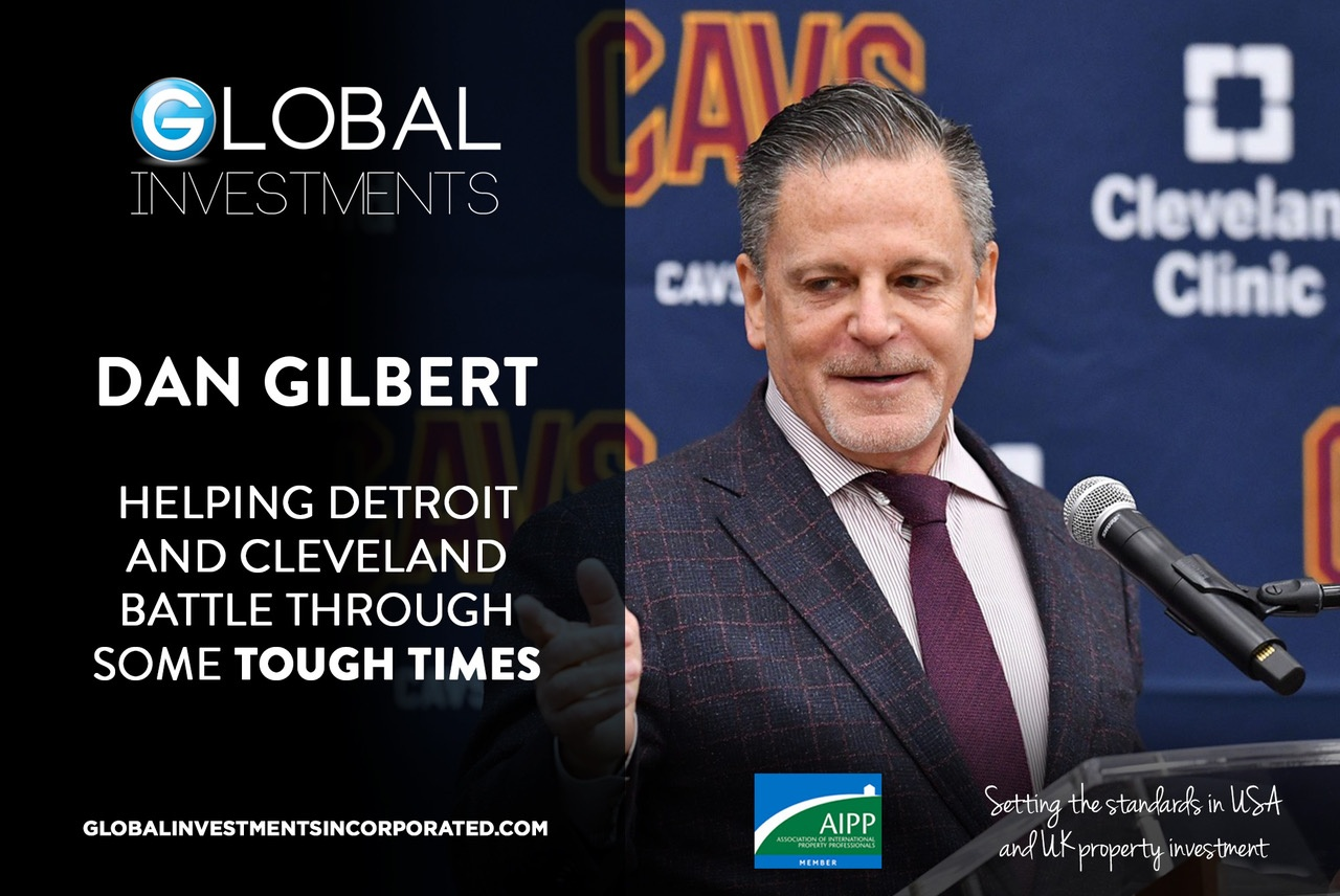 Dan Gilbert the Detroit legend