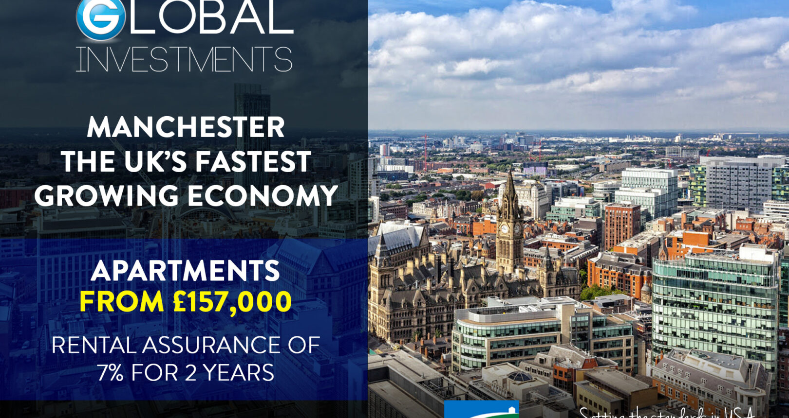 Manchester the UK's fastest growing economy